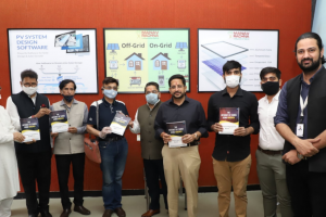 Dr. Ashwini K Aggarwal inaugurates Centre of Excellence for Solar PV Skills
