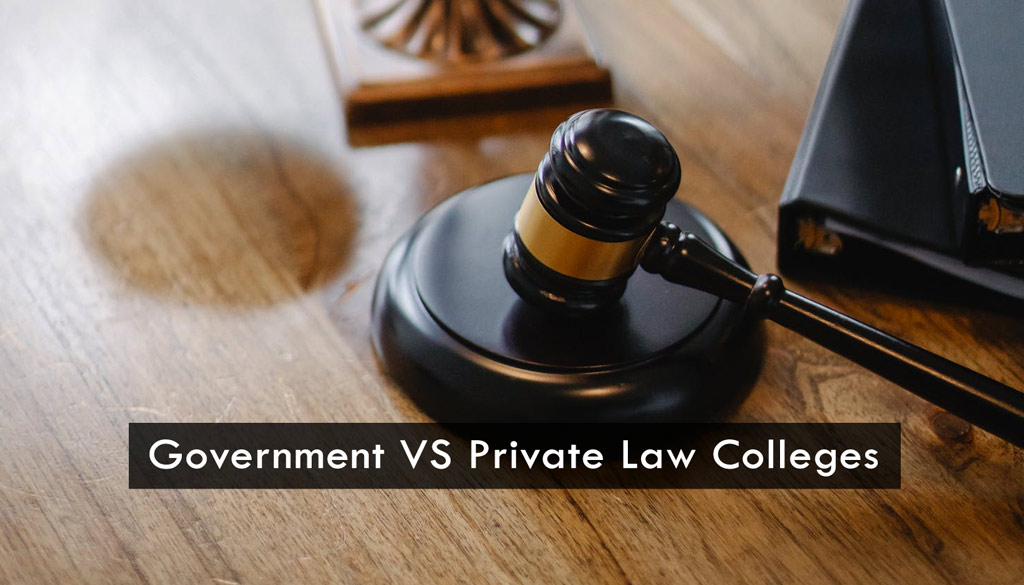 <center>Law as a Career and Role of Private Universities