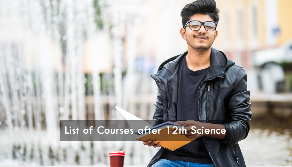 courses for 12th science students