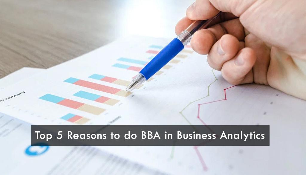 bba business analytics