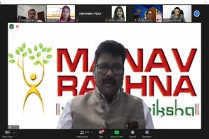 """Manav Rachna celebrates """"World Environment Day"""" with series of virtual events and an International Conference"""