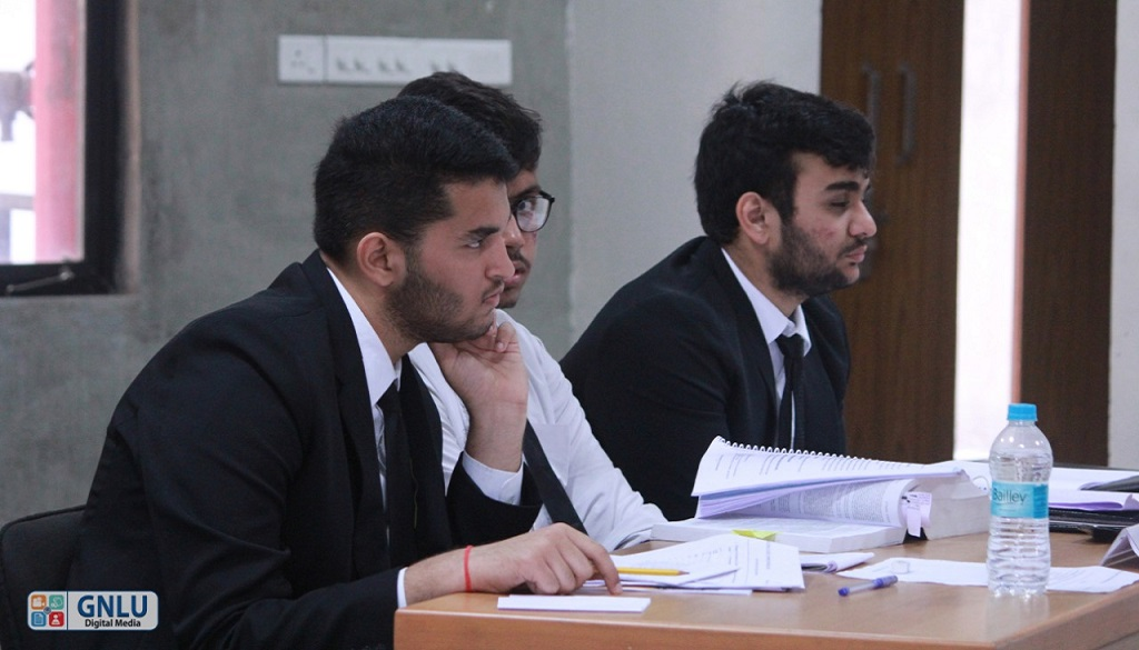 <center>National Moot Court Competition 2019