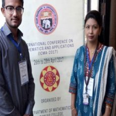 <center>International Conference on Mathematics and Applications