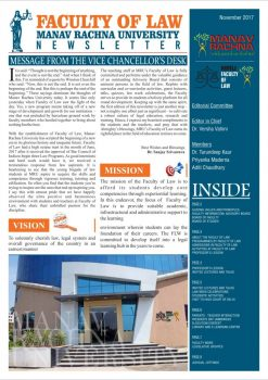 <center>Newsletter November 17