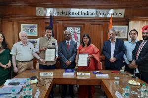 Manav Rachna and Association of Indian Universities to organize World University Shooting Championship in 2024 under the aegis of FISU- International University Sport