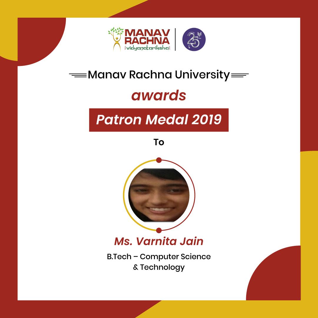 Awards-President-Medal-2019-Ms.-Varnita-Jain