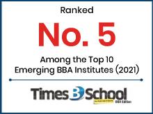 Top 10 Emerging BBA Institutes