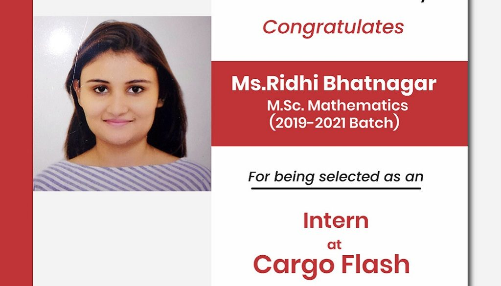 Placement-Ms.Ridhi-Bhatnagar