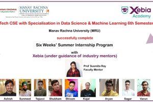 Xebia Internship Project