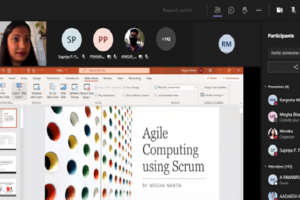 Expert Talk on 'Agile Computing using Scrum'